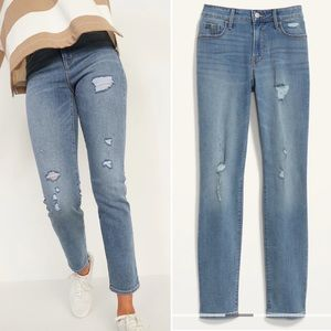 👖NWOT: Power Slim Straight High-Rise Jeans